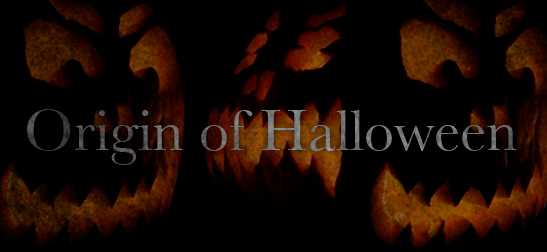 halloween - Where Halloween Originated From